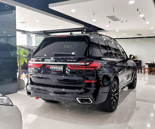 好车在线提供厦门汽车报价,宝马 X7 2020款 加规 xDrive40i M运动 大豪华 七座报价,多少钱