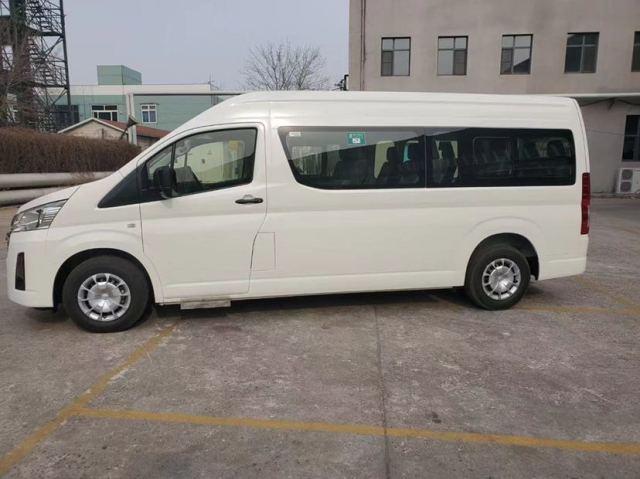 好车在线提供厦门汽车报价,丰田 海狮HIACE 21款 3.5L 自动 13座报价,多少钱