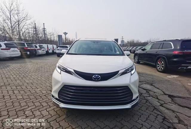 车在线提供厦门汽车报价,丰田 塞纳 2021款 加规版 3.5L 四驱 LTD报价,多少钱